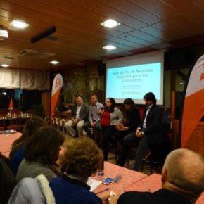 Ciudadanos Galapagar celebra un foro con empresarios y autónomos sobre la nueva Ley promovida por la formación en el Congreso